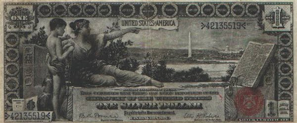 History of Design in U.S. dollars