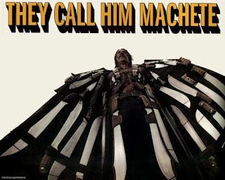 machete 3 - Dave dice que al Machete le falta una afilada!