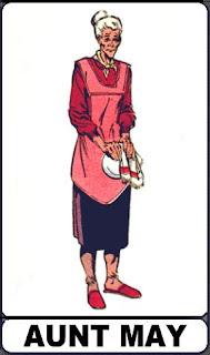 aunt may - Quien será la tía May en el reboot de Spiderman???