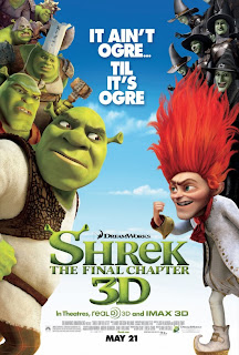 shrek forever after movie poster 02 550x815 - La Academia ha hablado! Estos son los 15 filmes animados que hay que ver...
