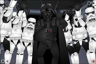 starwarsgangsta - Para iniciar muy bien este lunes: Star Wars Gangsta Rap!