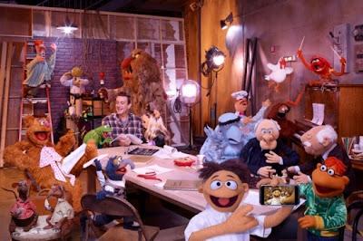 muppetStudios6 - Nueva foto de los Muppets!