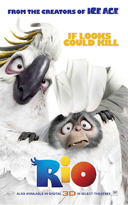 Rio  film poster 2 - Posters de Rio!