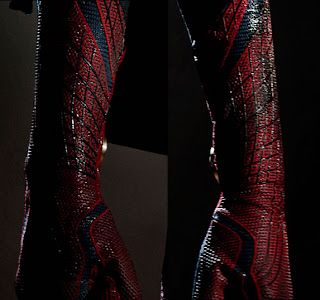 spider man costume web shooters 01 - Confirmado: Spiderman tendrá webshooters!