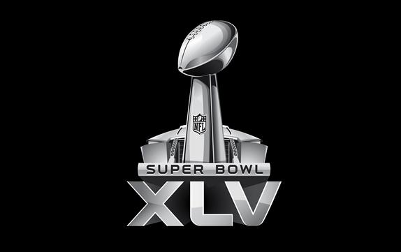 superbowl xlv logo detail - Los comerciales del Super Bowl XLV!