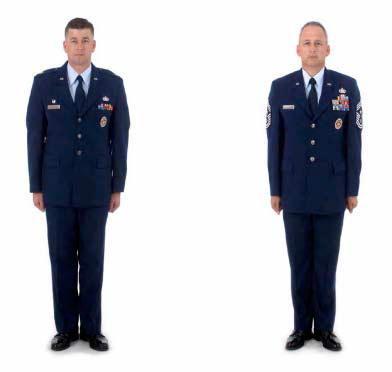 Usaf Service Dress Uniform 7