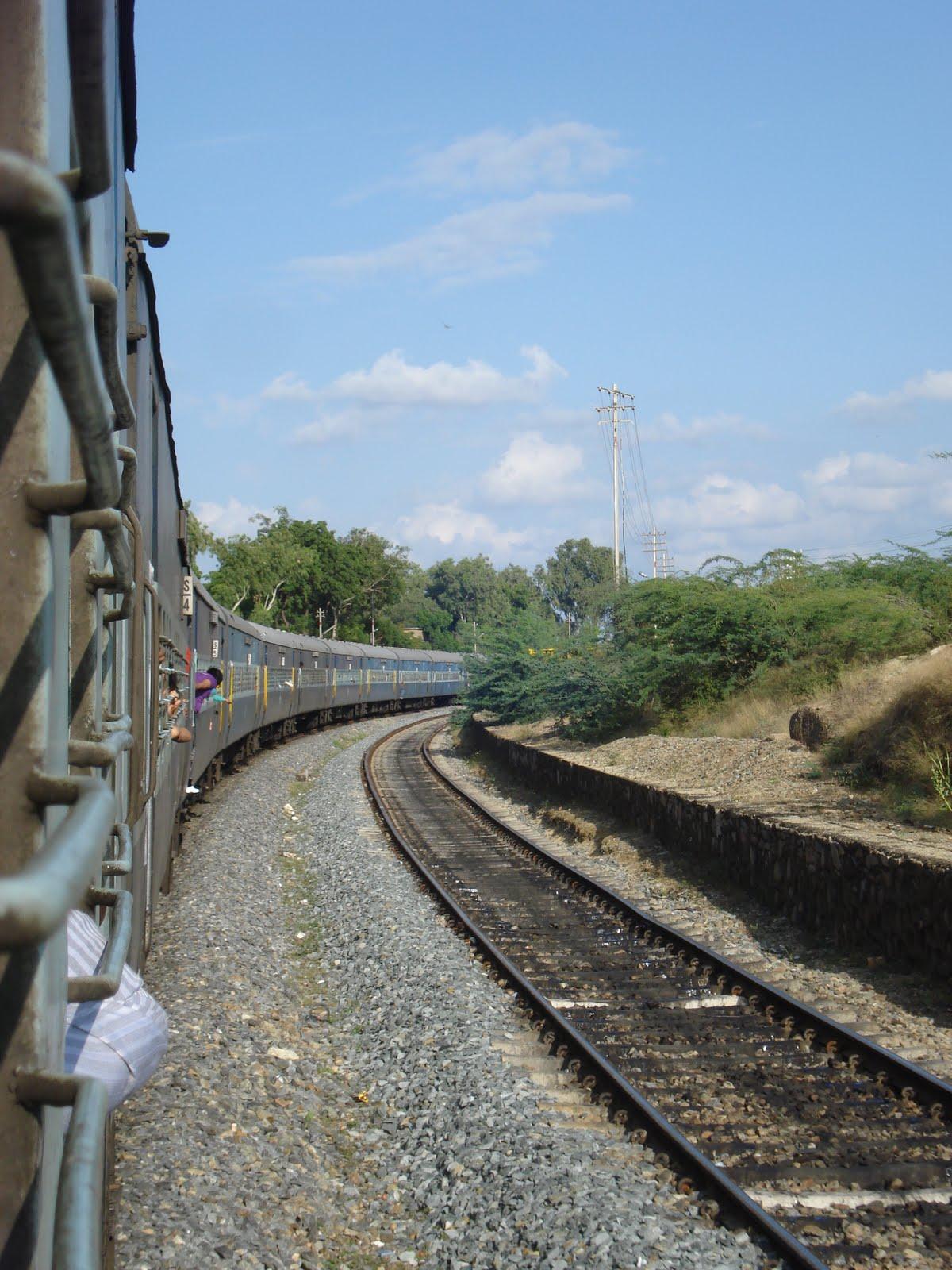 Rencontre train
