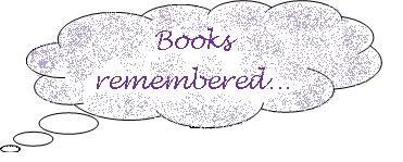 Mel's Random Reviews: Books Remembered #2: The Magic