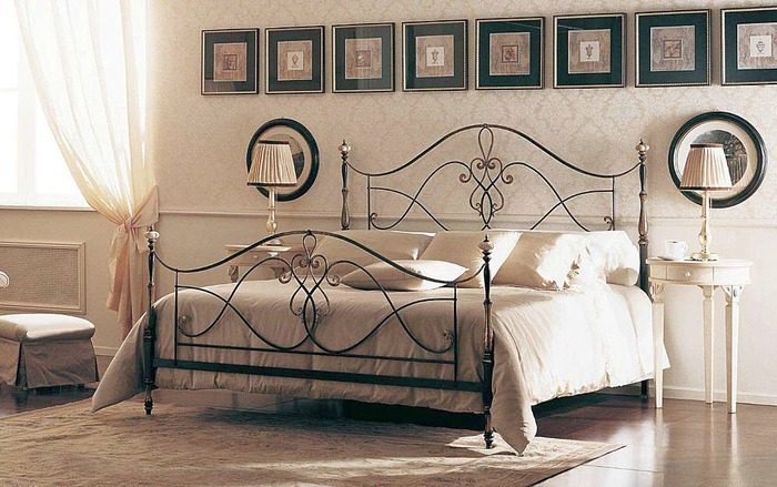 Ideas en hierro forjado camas en hierro forjado - Camas antiguas de hierro ...