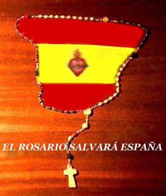 GUIA ORIENTATIVA PARA REZAR EL ROSARIO POR ESPAÑA