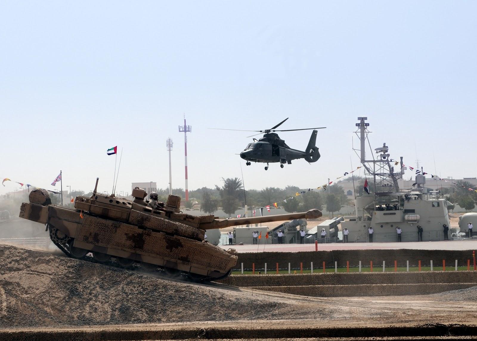 Dubai News, UAE News, Gulf News, Business News: Gulf Defence