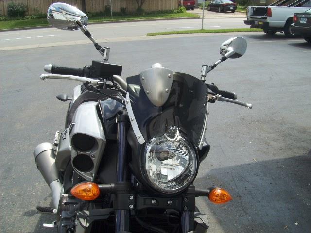 Yamaha Stryker Windscreen