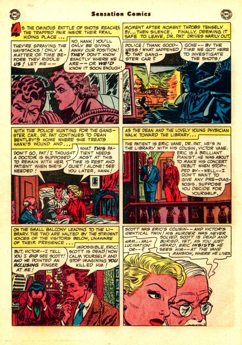 Read online Sensation (Mystery) Comics comic -  Issue #99 - 20