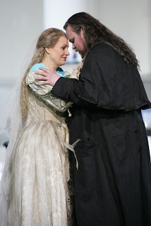 Kampe & Uusitalo, Dutchman, Photo courtesy Bayerische Staatsoper