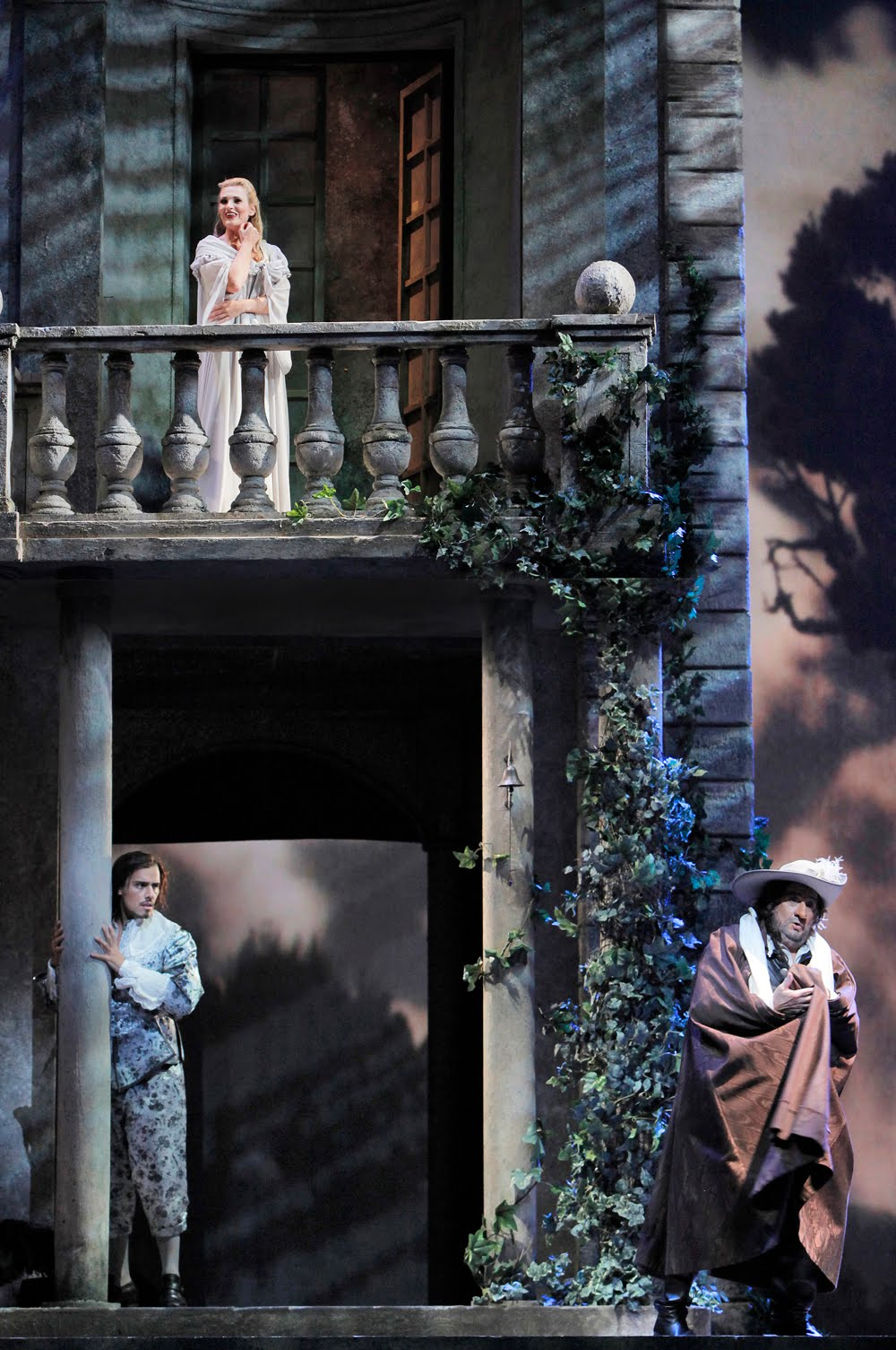 Image Result For What Scene Is The Balcony Scene In Romeo And Juliet