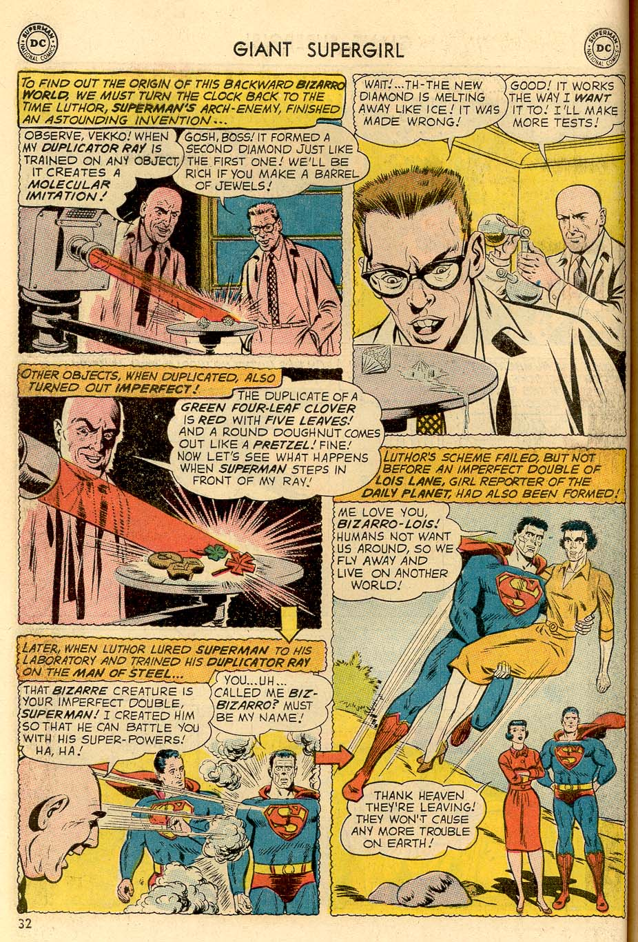 Action Comics (1938) 347 Page 33