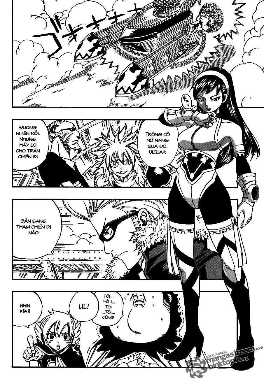 Fairy Tail chap 214 trang 16