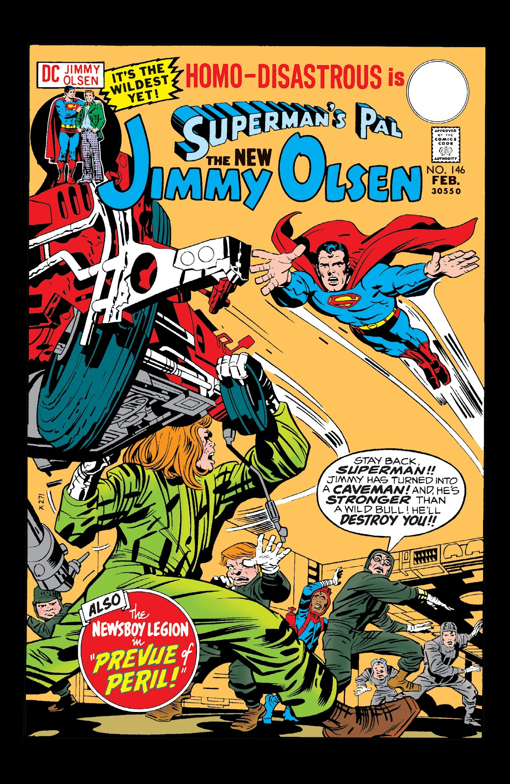 Read online Superman's Pal, Jimmy Olsen by Jack Kirby comic -  Issue # TPB (Part 3) - 87