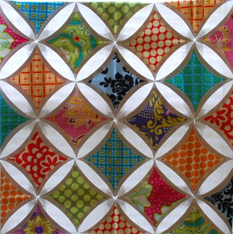 Cathedral Windows Pattern Pattern Collections