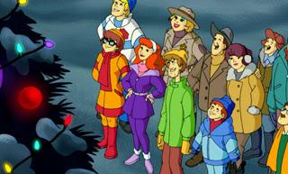 Scooby Doo Christmas.Animated Toast A Scooby Doo Christmas