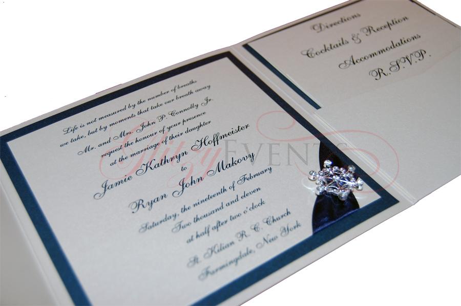 Simple Wedding Invitations Pinterest: Wedding Invitations