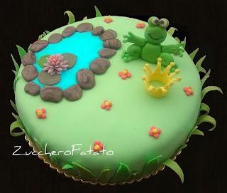 la Piccola Bottega dello Zucchero  Il principe ranocchio 8b9ff883ed8e