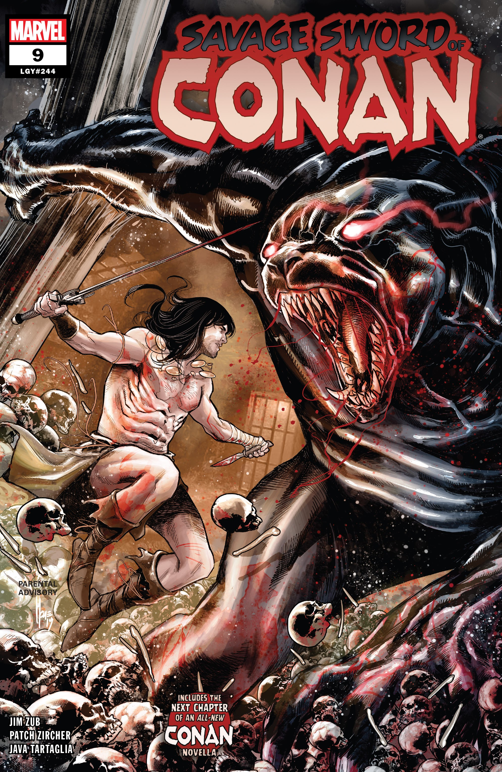 Read online Savage Sword of Conan comic -  Issue #9 - 1