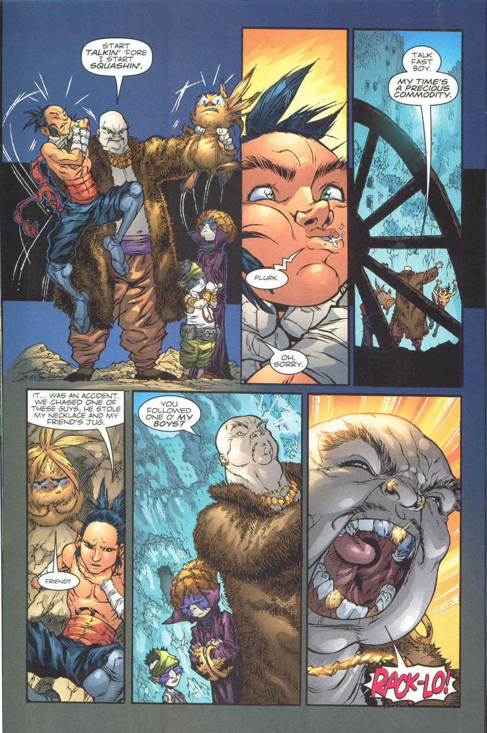 Read online Ninja Boy comic -  Issue #4 - 14