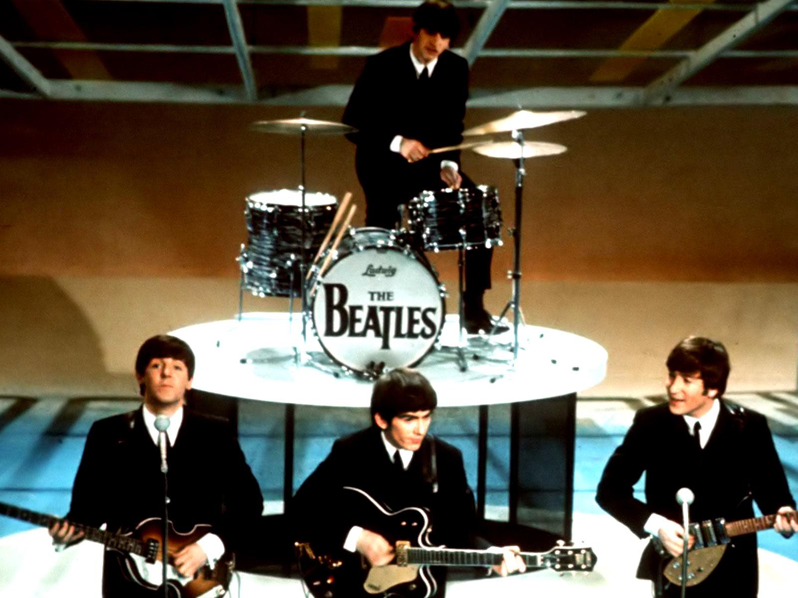 Top Wallpapers: The Beatles Wallpaper