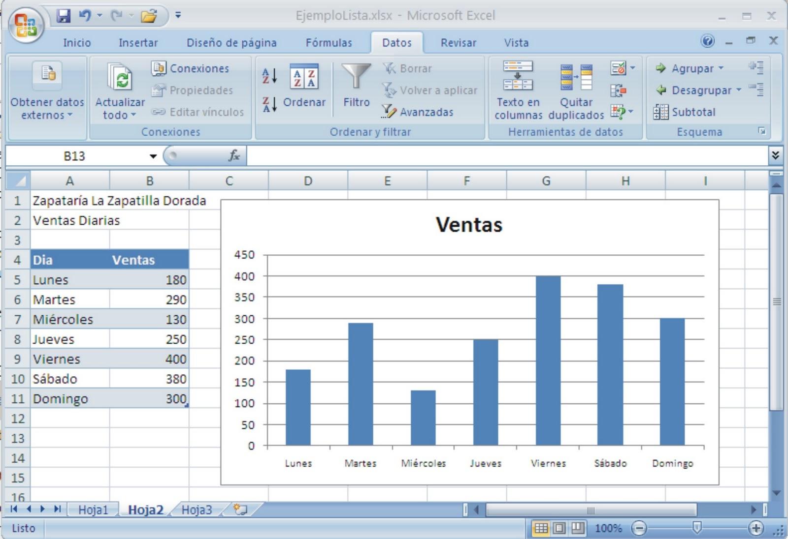 Que Es El Excel
