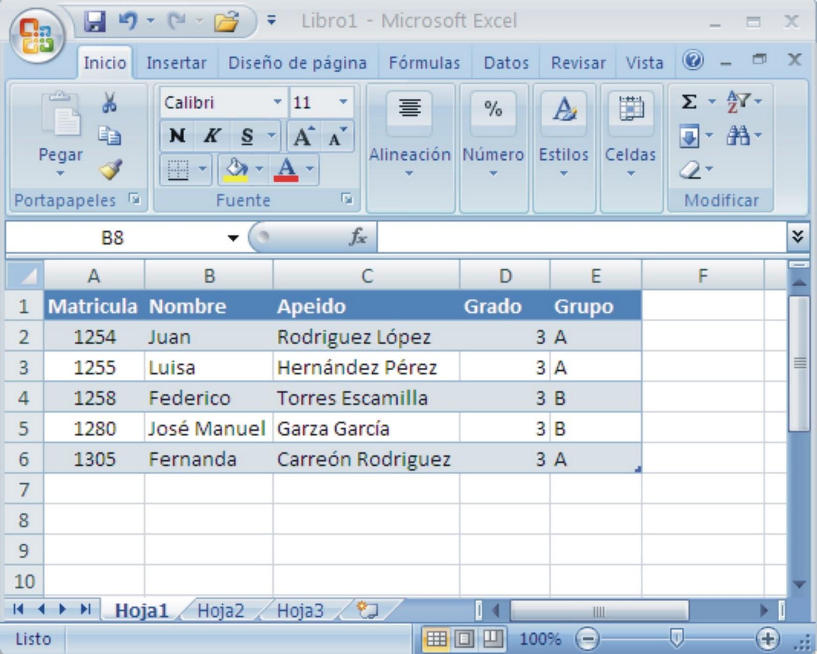 Simplexcel Que Es El Excel