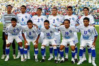 ab62d7d3e83 Football teams shirt and kits fan  El Salvador 2009-10 away kits