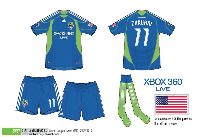 new style 387c0 81603 Football teams shirt and kits fan: 2010