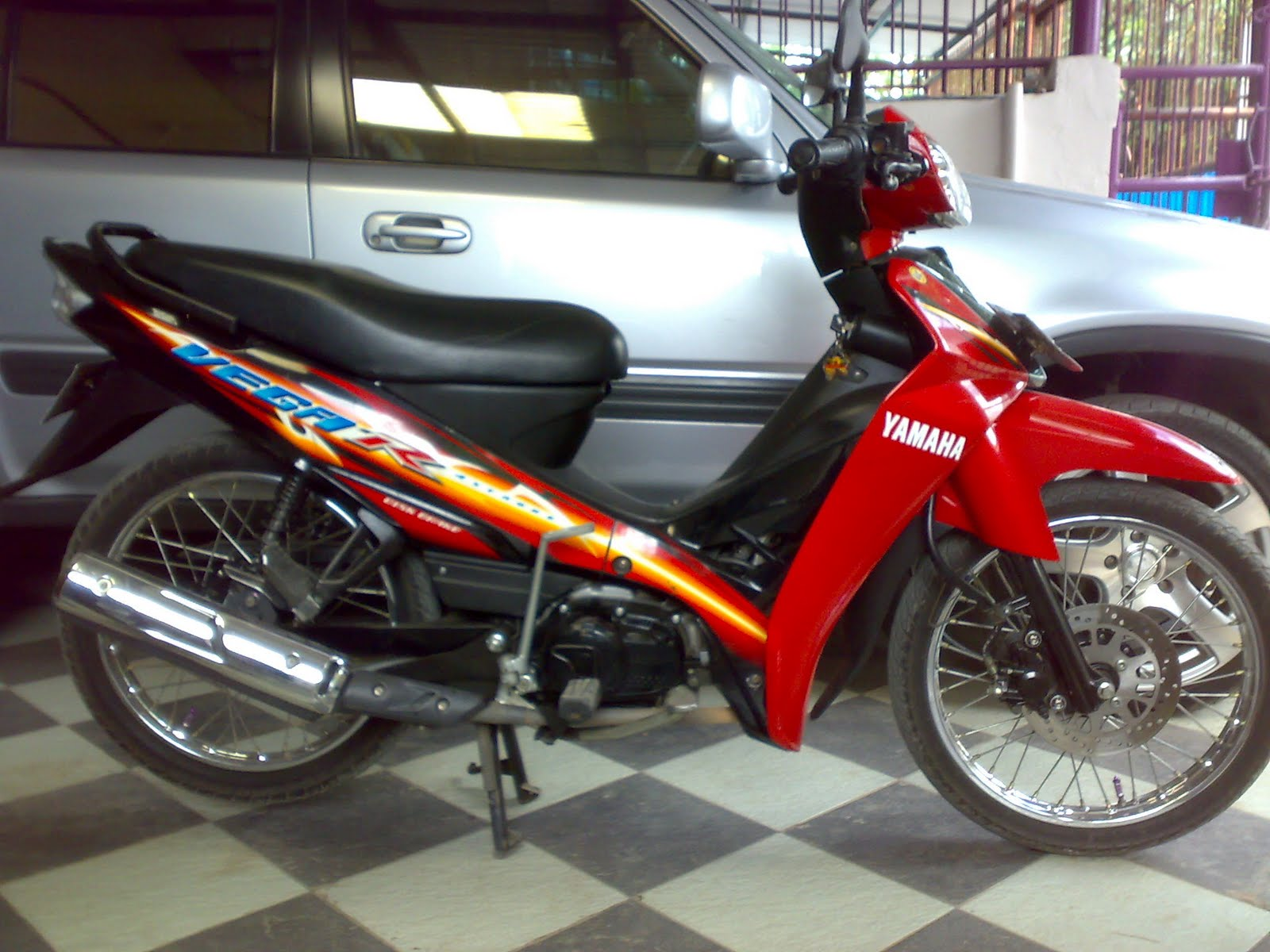 Motor Yamaha Vega R
