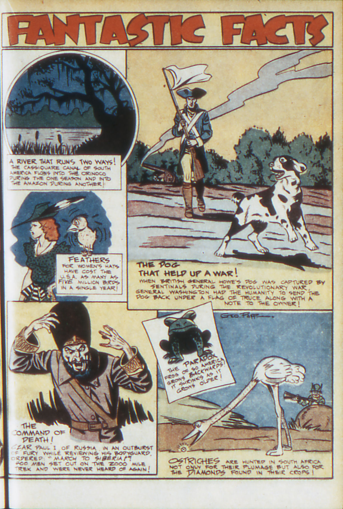 Read online Adventure Comics (1938) comic -  Issue #64 - 24