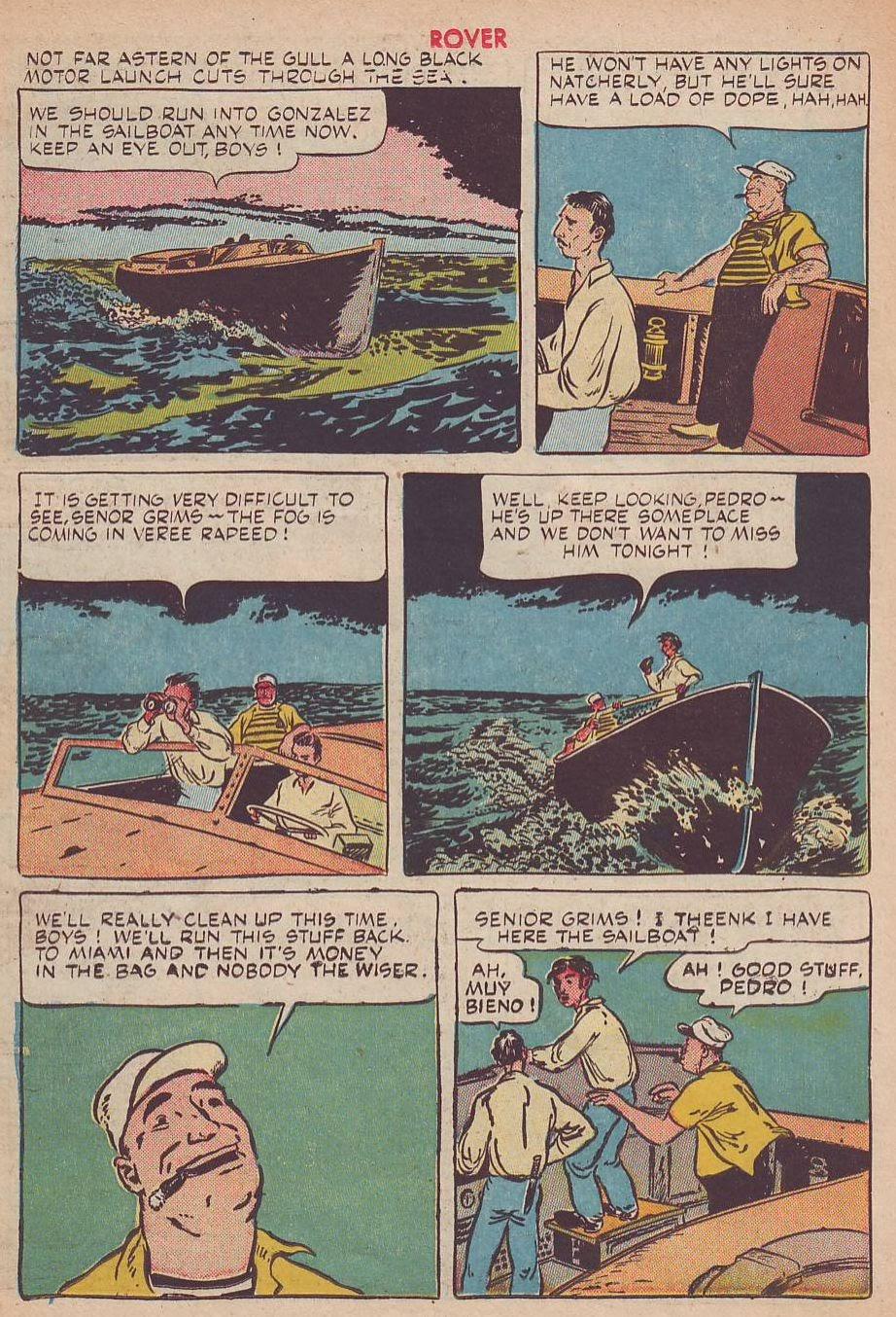 Read online Animal Comics comic -  Issue #25 - 32