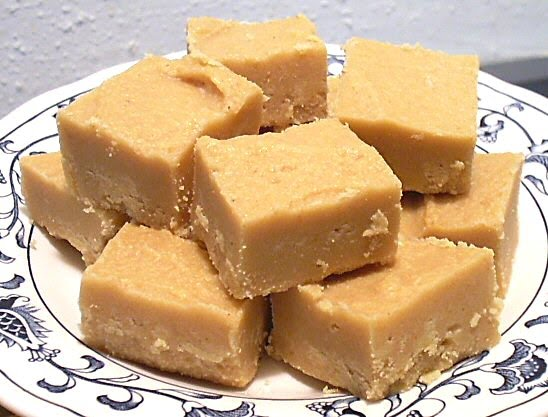 A History In The Baking Peanut Butter Fudge