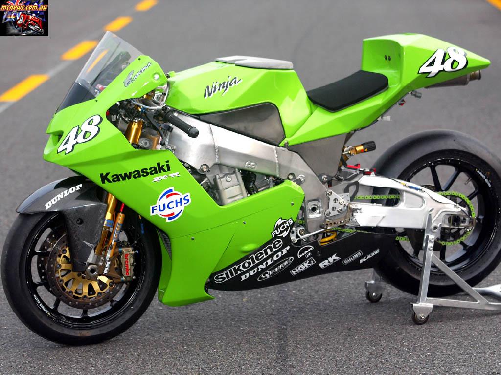 Semuamuat The Amazing Of Kawasaki Ninja Motogp