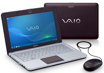Sony VAIO Mini Notebook