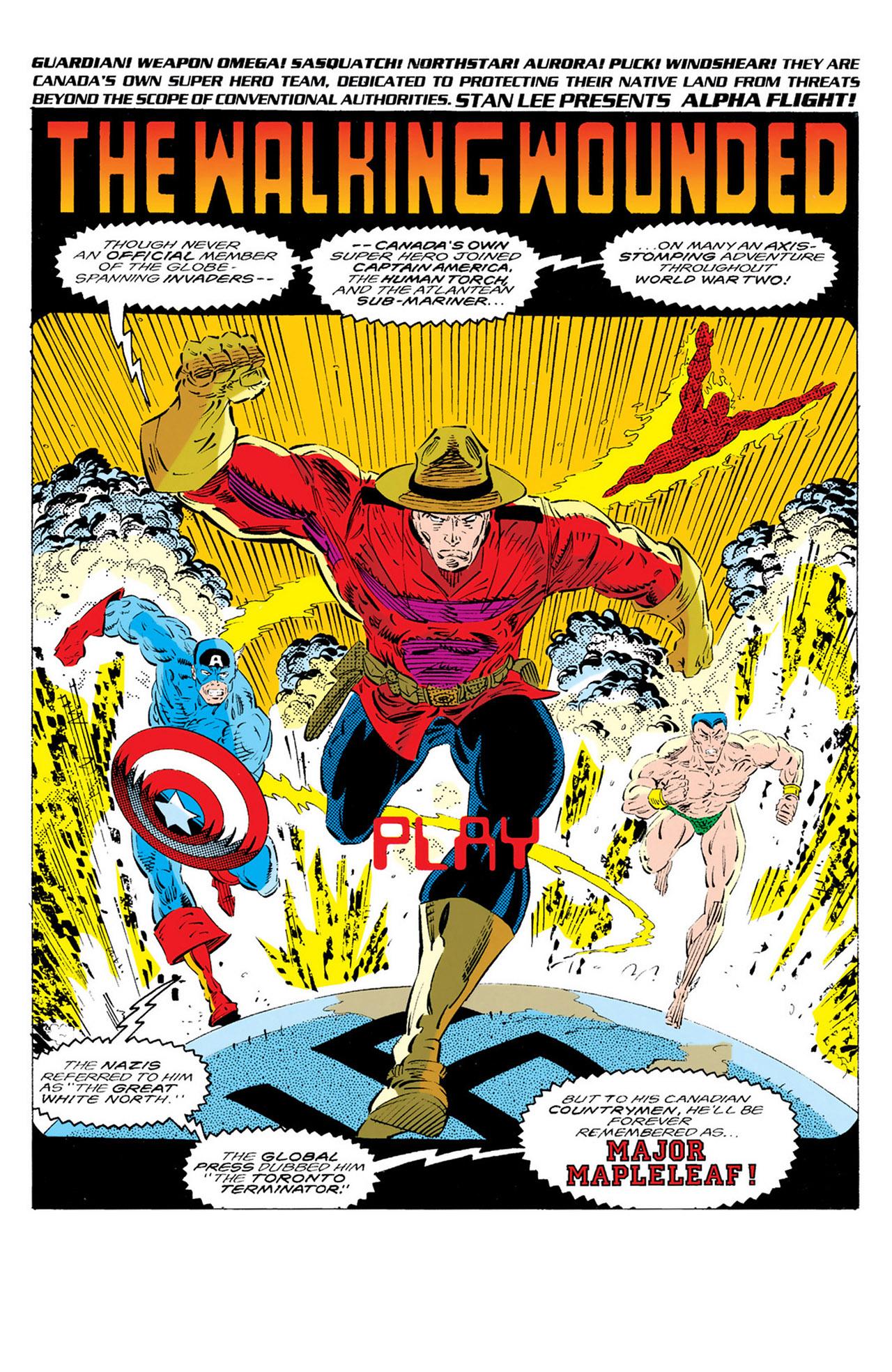 Read online Astonishing X-Men (2004) comic -  Issue # _Annual 1 - 16