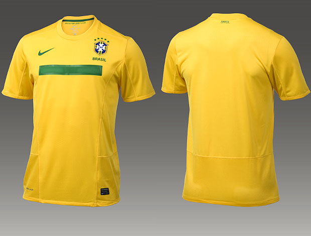 baa7658fc7 Nike lança nova camisa para Brasil e França