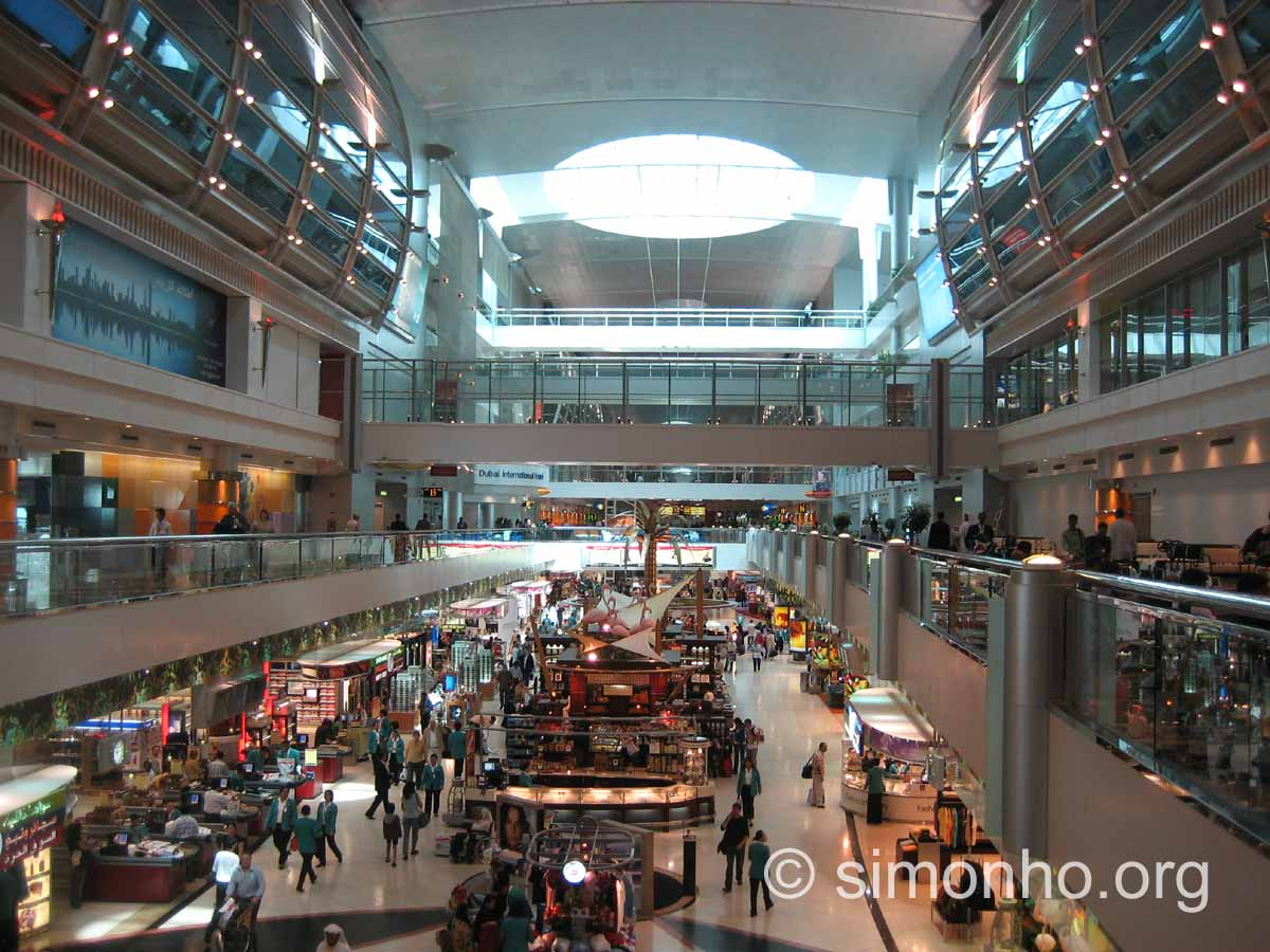 Dubai International Airport Terminal  Transit Hotel