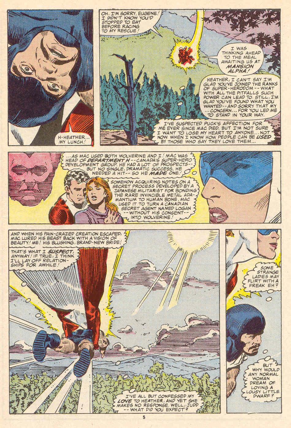 Read online Alpha Flight (1983) comic -  Issue #35 - 6