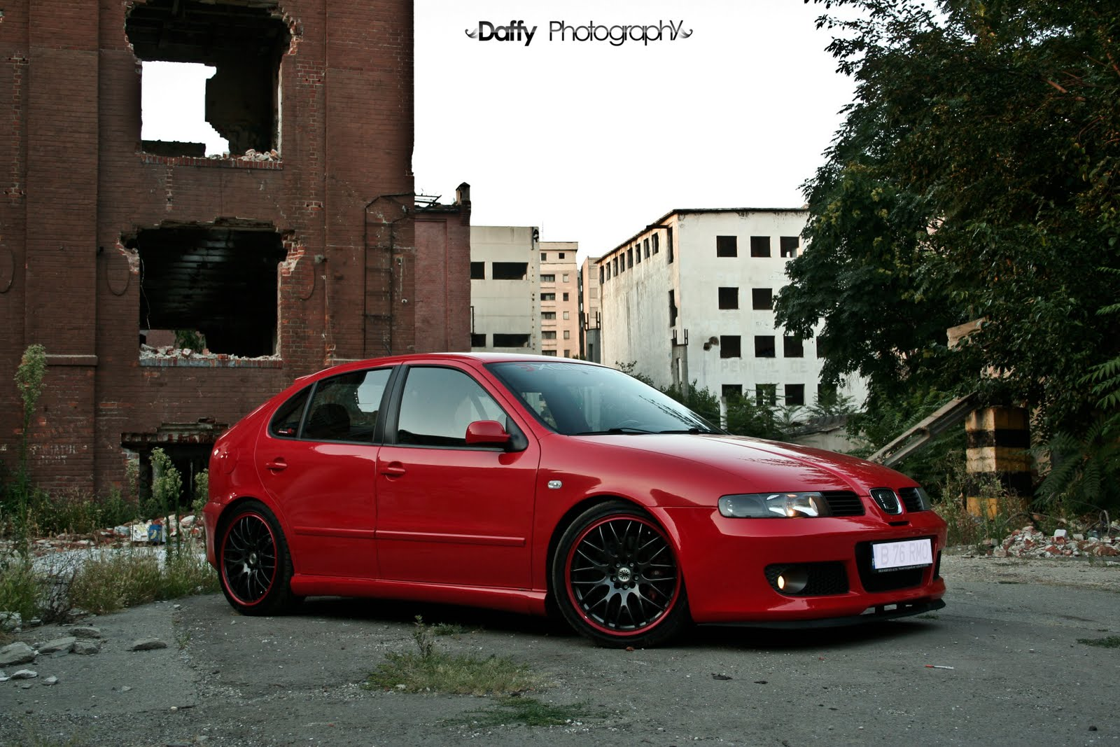 Stock Is For Woosies Romica Seat Leon 1m Cupra R