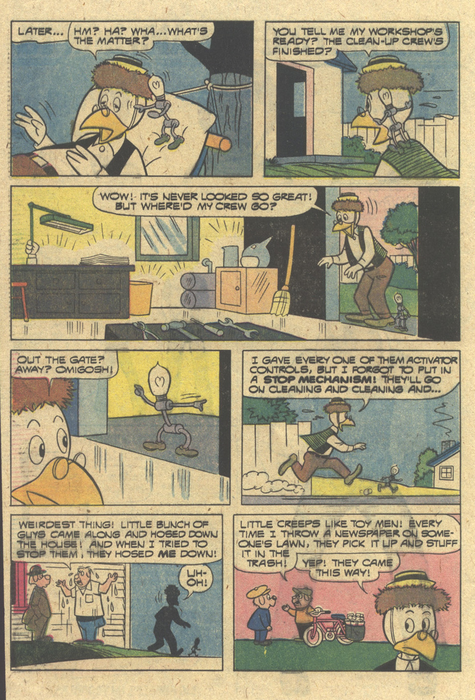 Read online Uncle Scrooge (1953) comic -  Issue #175 - 20