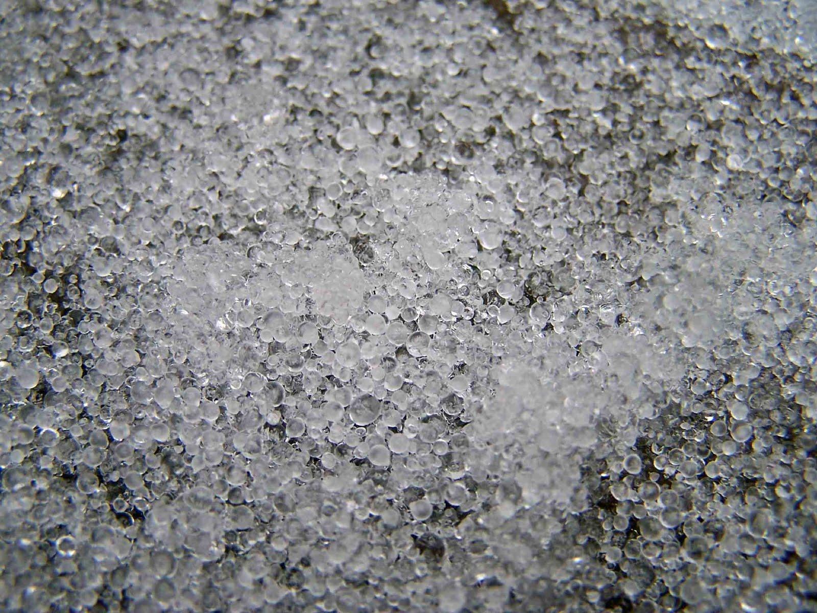 Stephanie's Atmospheric Science Page: Sleet vs. Freezing Rain