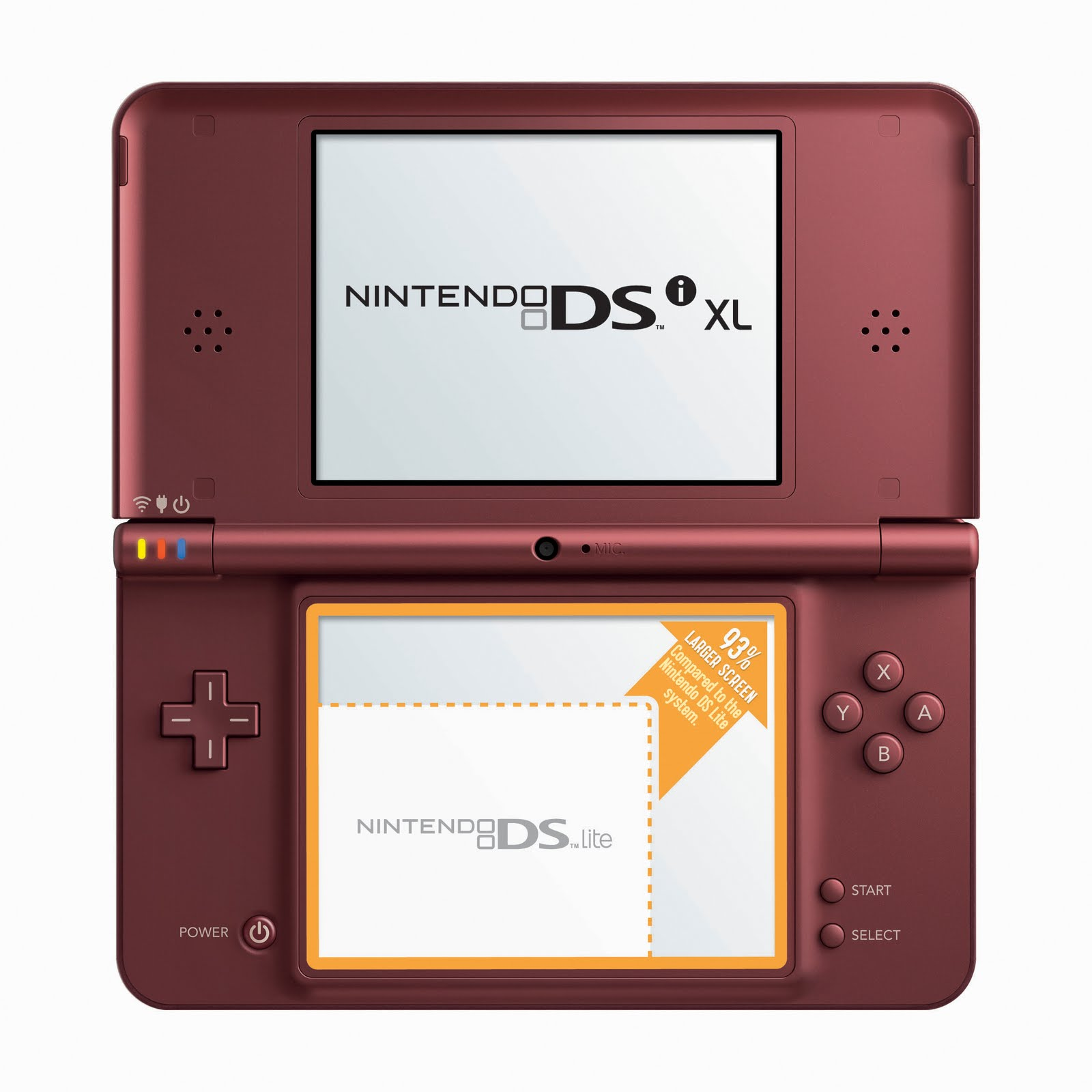 Nintendo DSi XL & 3DS