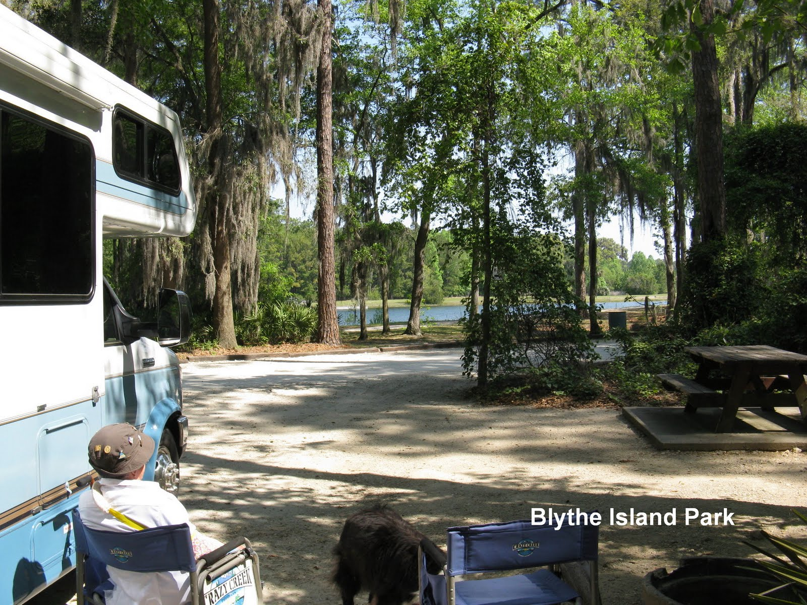 Blythe Island Regional Park Campground Ga