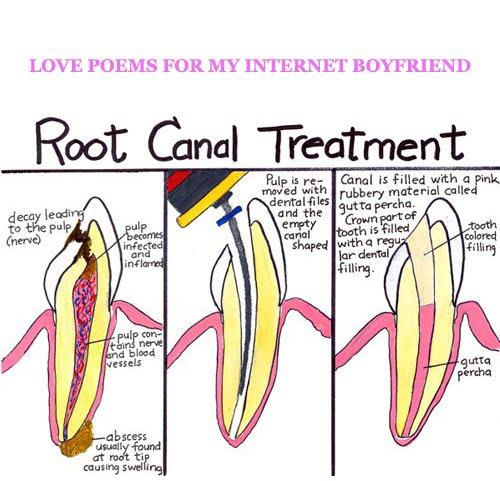 internet boyfriend poems relationship