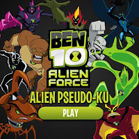 Ben 10 Força Alienígena: Sudoku Alien